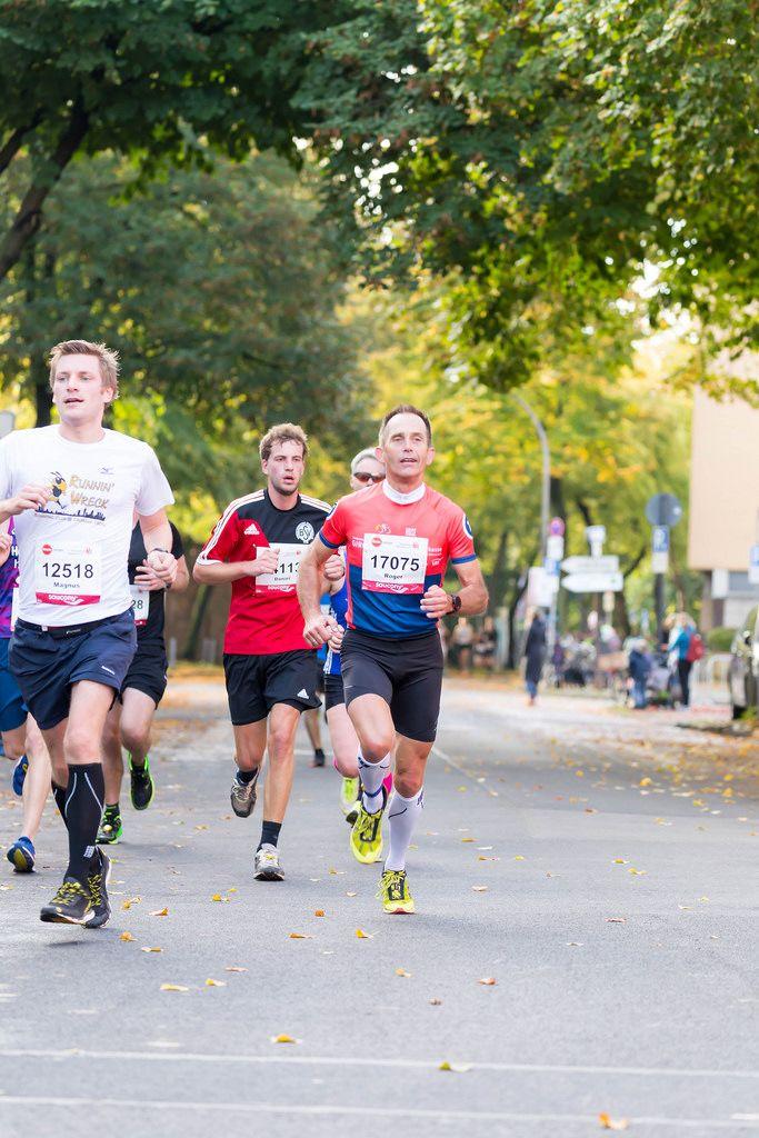 Hölle Magnus, Fölling Daniel, Hardt Roger - Köln Marathon 2017