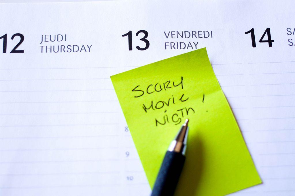 Horrorfilm perfekt für den Filmabend am Freitag den 13.
