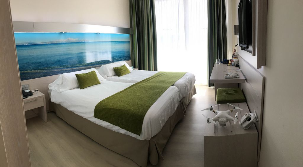 Hotelzimmer im Hotel & Spa Ferrer Concord