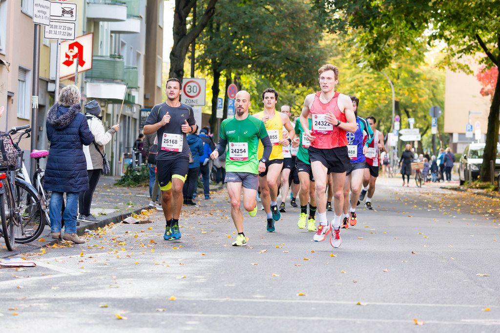 Huppertz Stefan, van de Weyer Stephan, Erekhinsky Alexey - Köln Marathon 2017