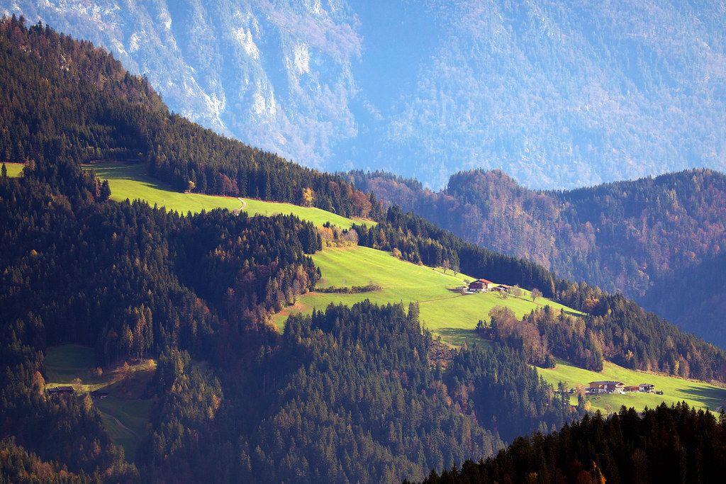 Inn Valley view from Brenner Alm, Austria (Flip 2019)