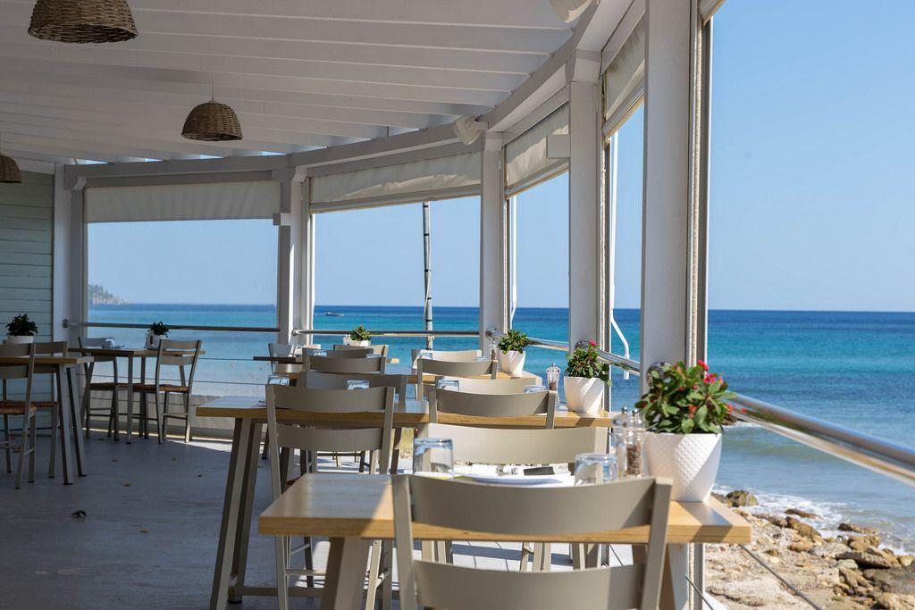 Innenbereich im Aelia Restaurant Kassandra