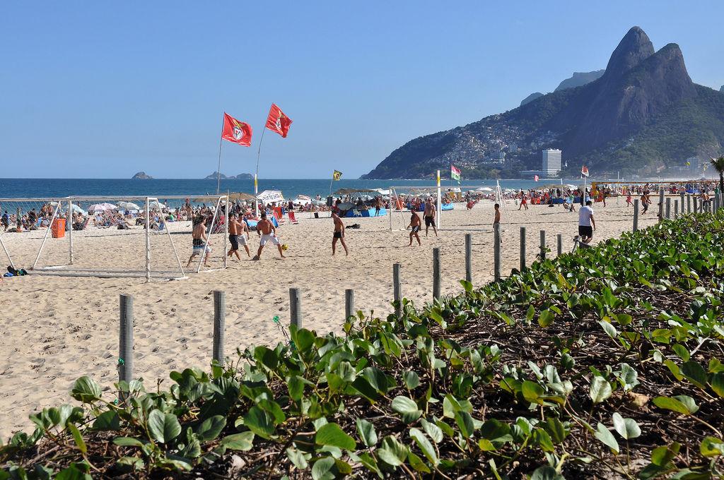 Ipanema in Rio de Janeiro, Brasilien
