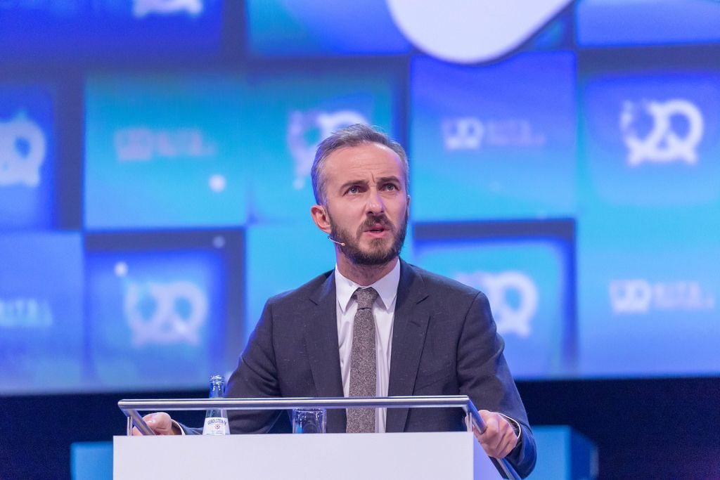 Jan Böhmermann - Satirist und TV Host