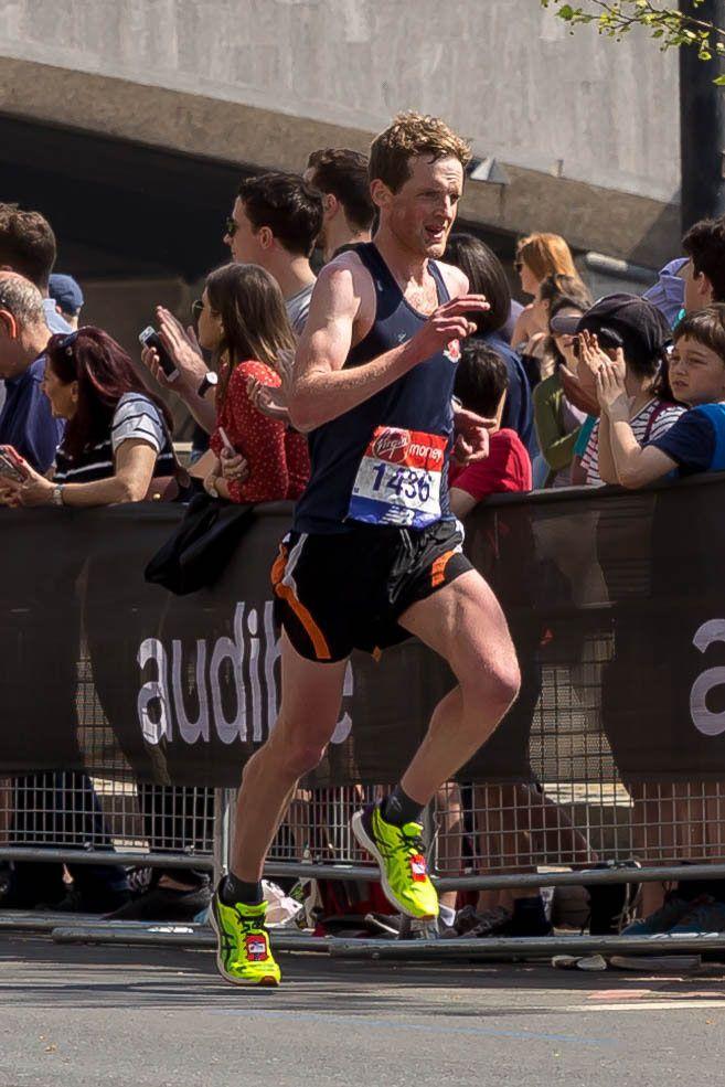 John Gilbert - London Marathon 2018