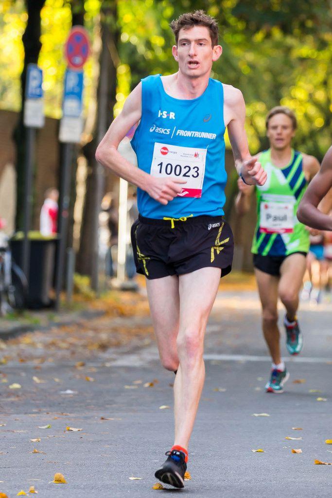 Johnstone Nikki - Köln Marathon 2017
