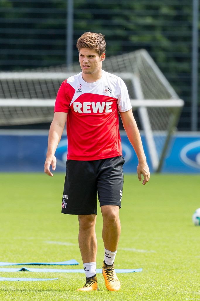 Jorge Meré (1. FC Köln 2017)