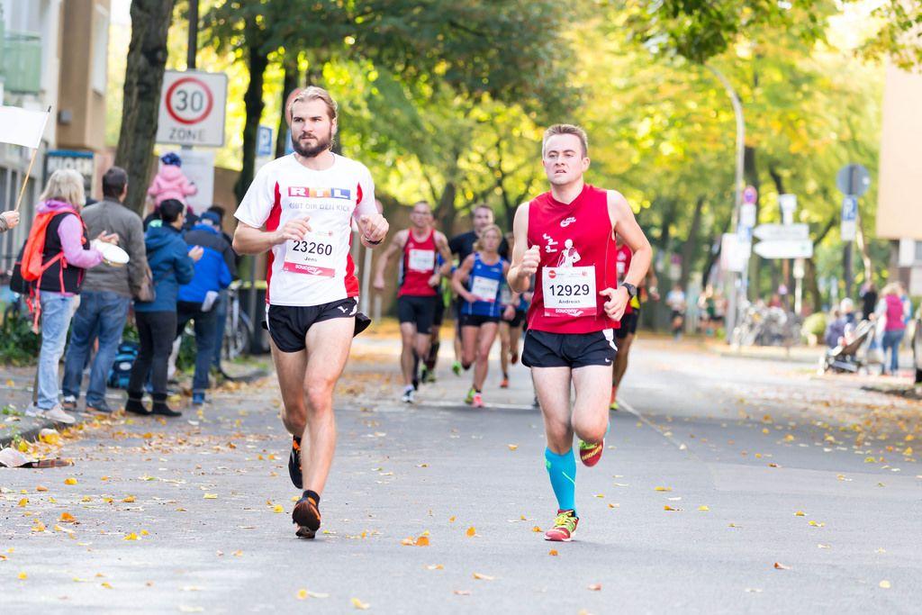 Jung Jens, Hottenrott Andreas - Köln Marathon 2017