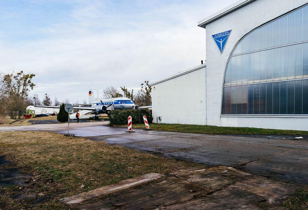 Junkers factory / Junkers-Fabrik
