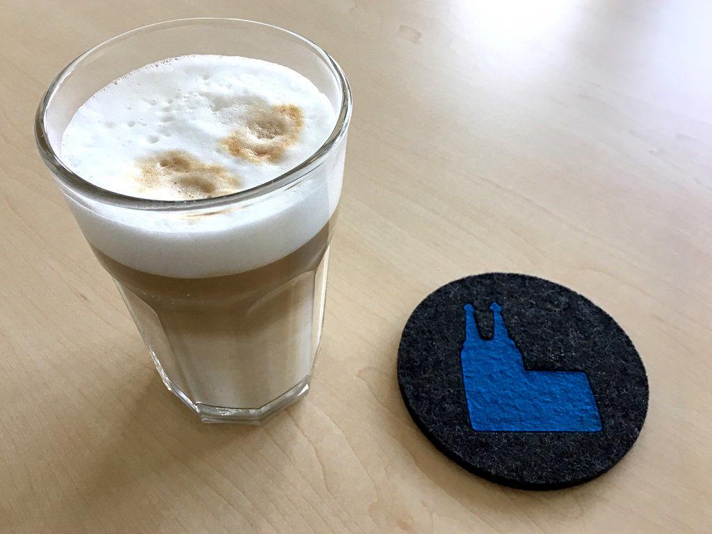 Kaffeetrinken in Köln