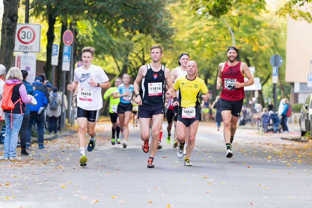 Kahler Max, Hoymann Georg, Karl Marcus - Köln Marathon 2017