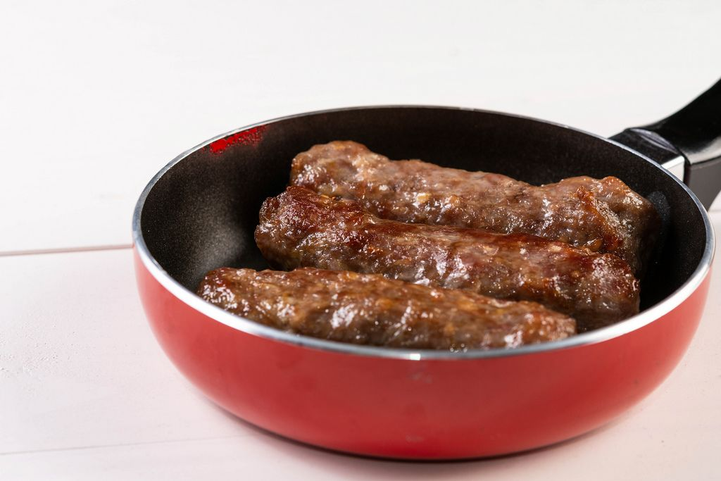 Kebabs in the Frying Pan