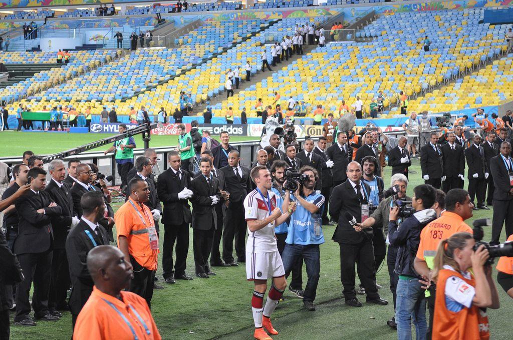 Kevin Großkreutz - Fußball-WM 2014, Brasilien