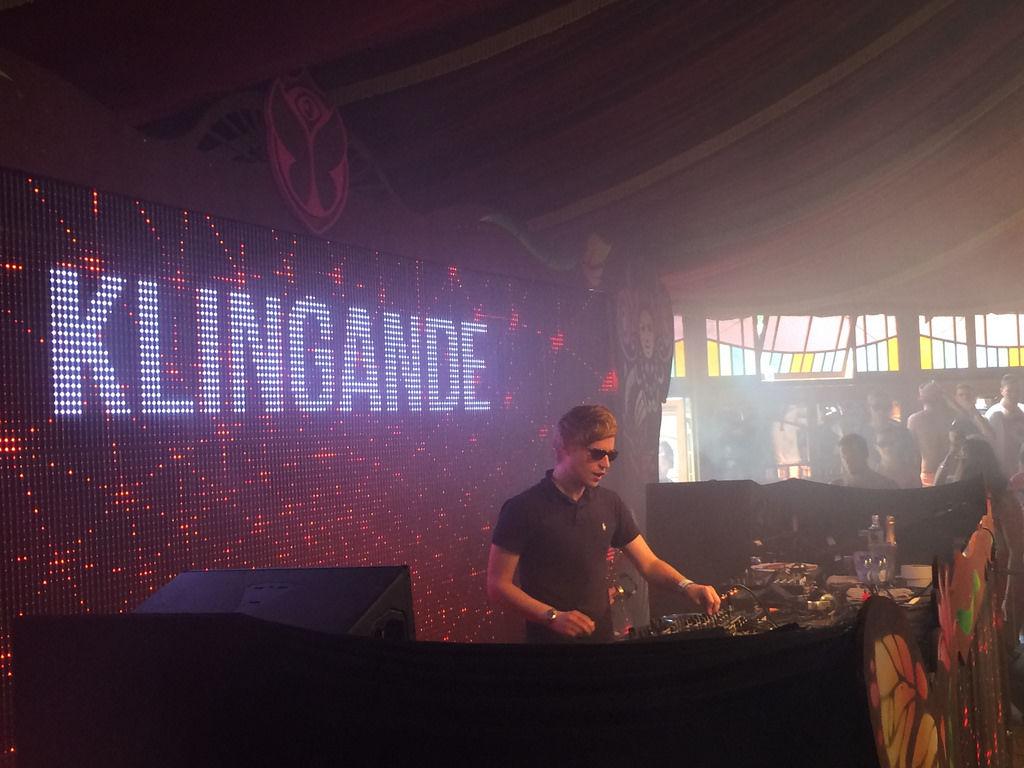 Klingande @ Tomorrowland