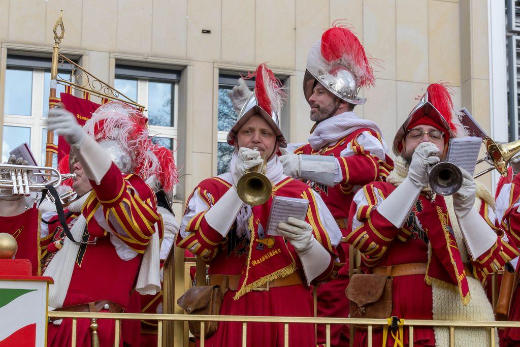 Kölner Ratsbläser - Kölner Karneval 2018