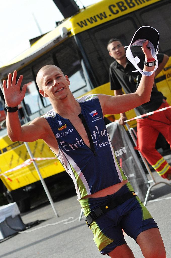 Kölntriathlon: 3. Platz Tomas Mika