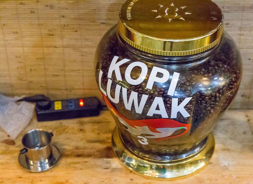 Kopi Luwak: Kaffee in Vietnam