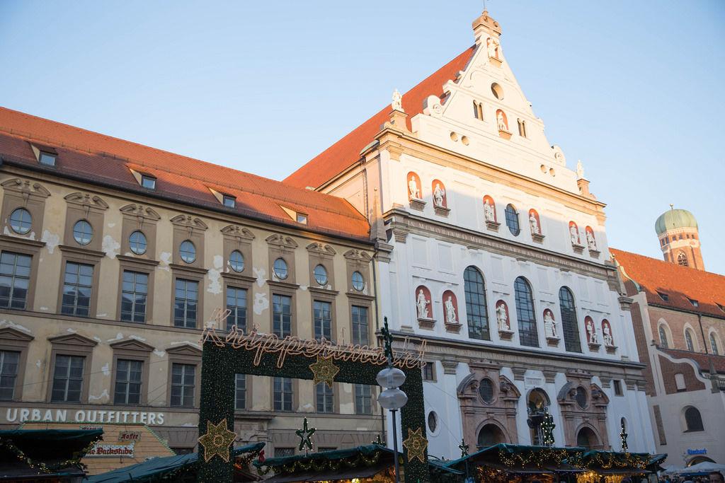 Krippenmarkt München