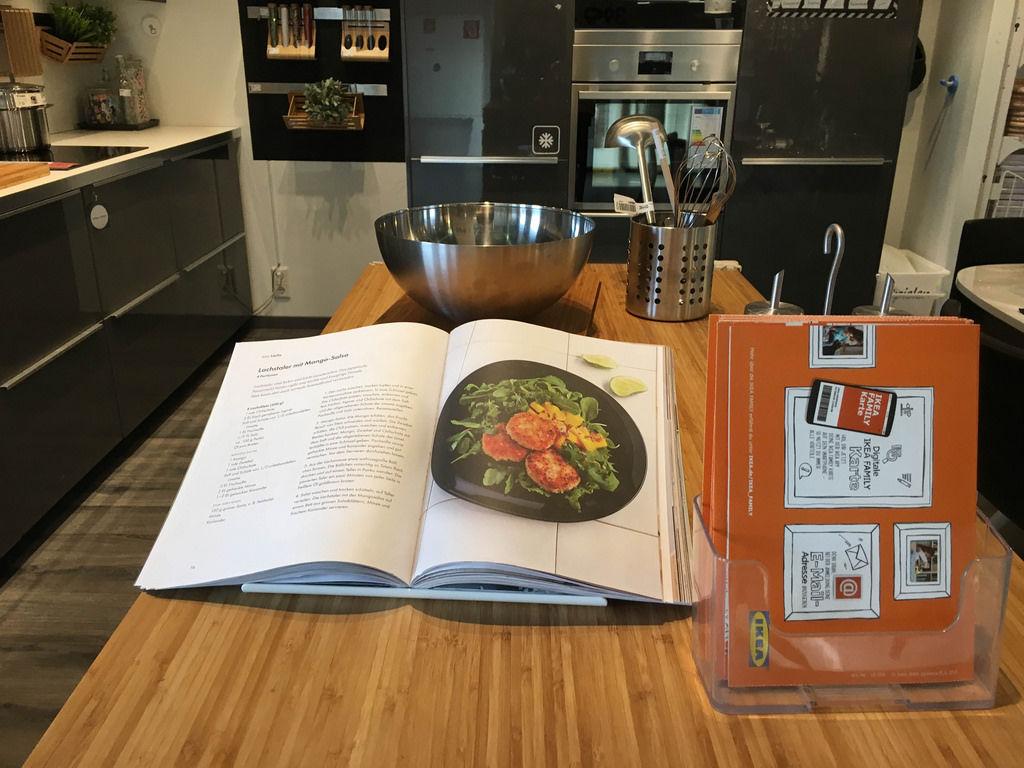 Küche bei IKEA