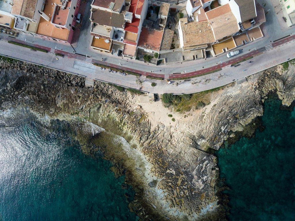 Küste Can Picafort, Mallorca