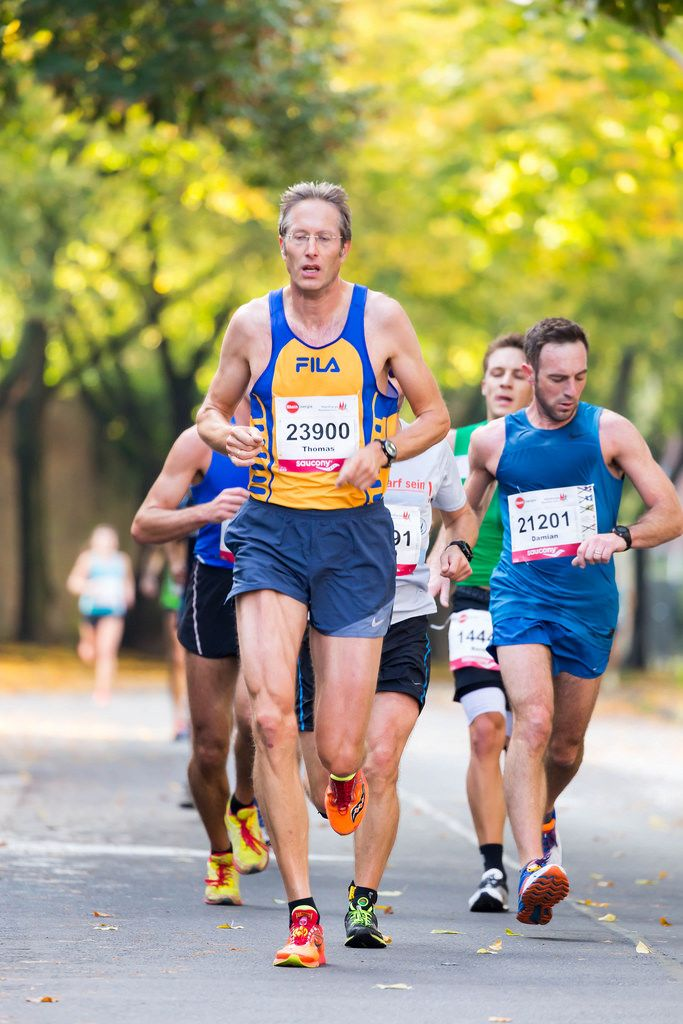 Küstner Thomas, Keating Damian - Köln Marathon 2017