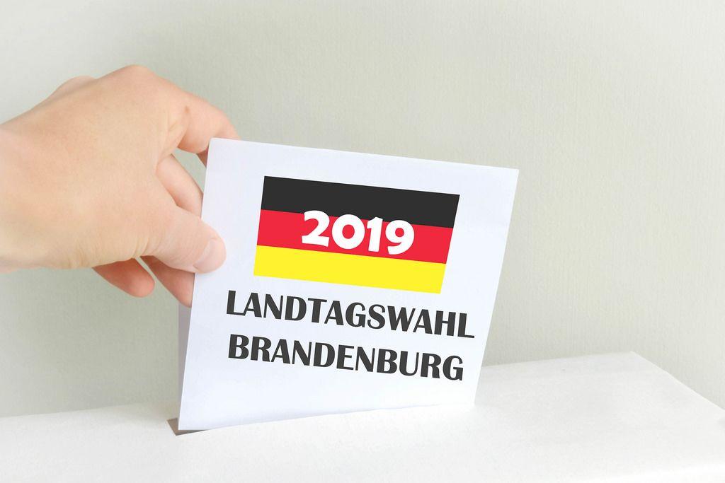 Landtagswahl in Brandenburg 2019
