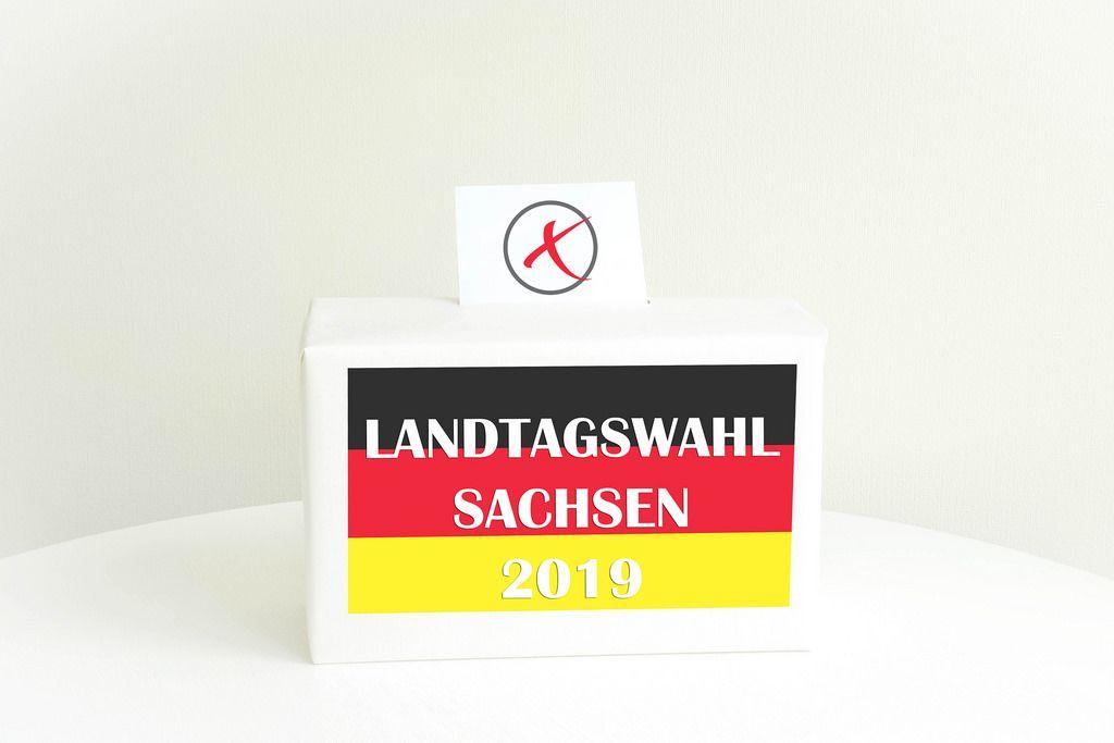 Landtagswahl Sachsen 2019