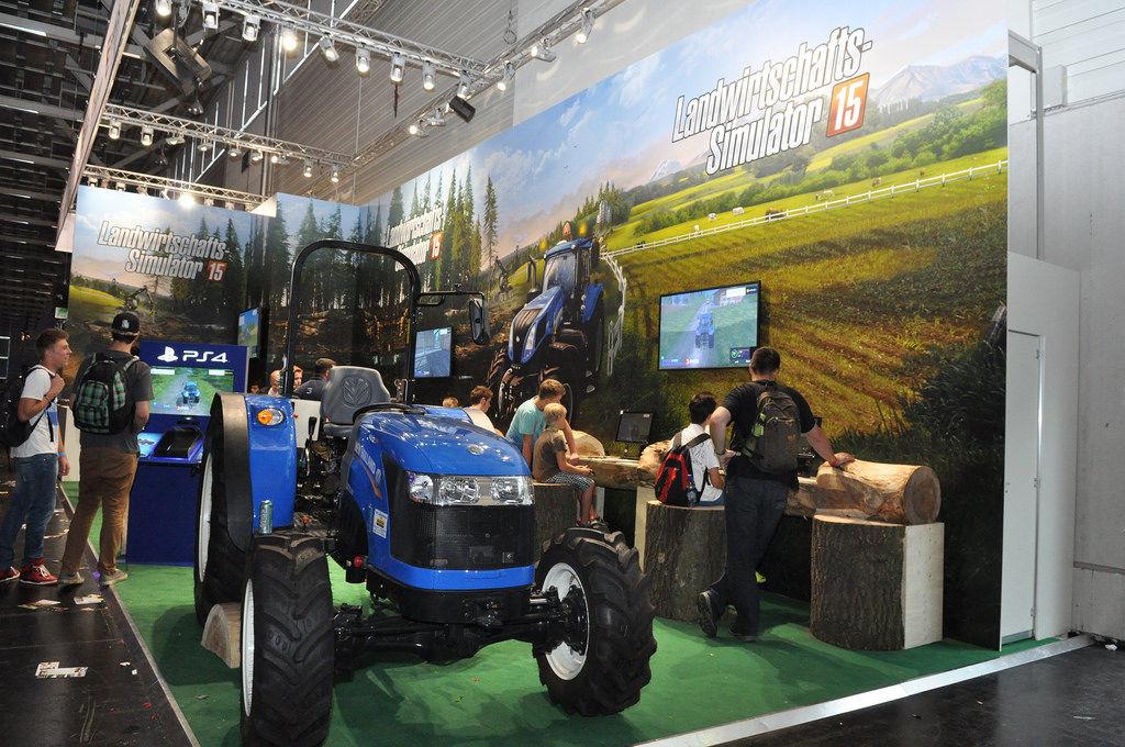Landwirtschafts-Simulator 2015 @ Gamesocm
