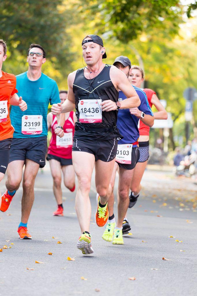 Lasch Martin, Gassen Sascha - Köln Marathon 2017