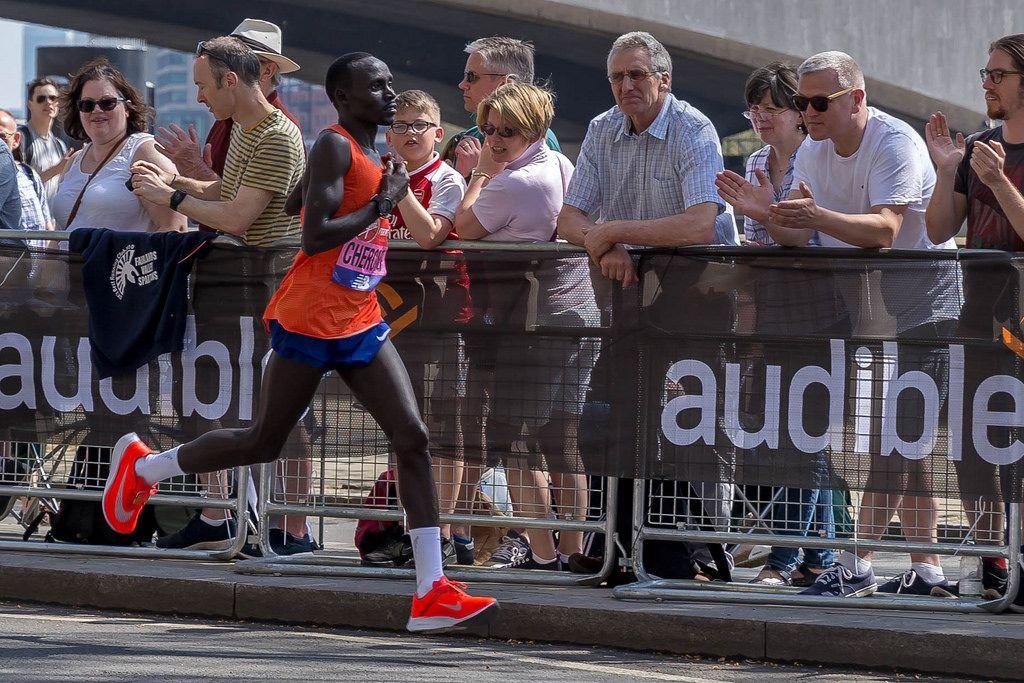 Lawrence CHERONO - London Marathon 2018