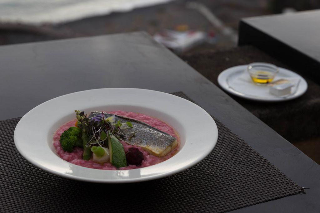 Leichte Kost zum Mittag auf Madeira