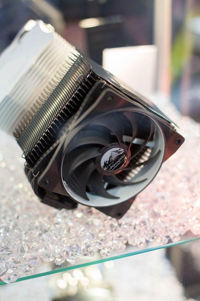 Leistungsstarke CPU Kühler von Alpenföhn