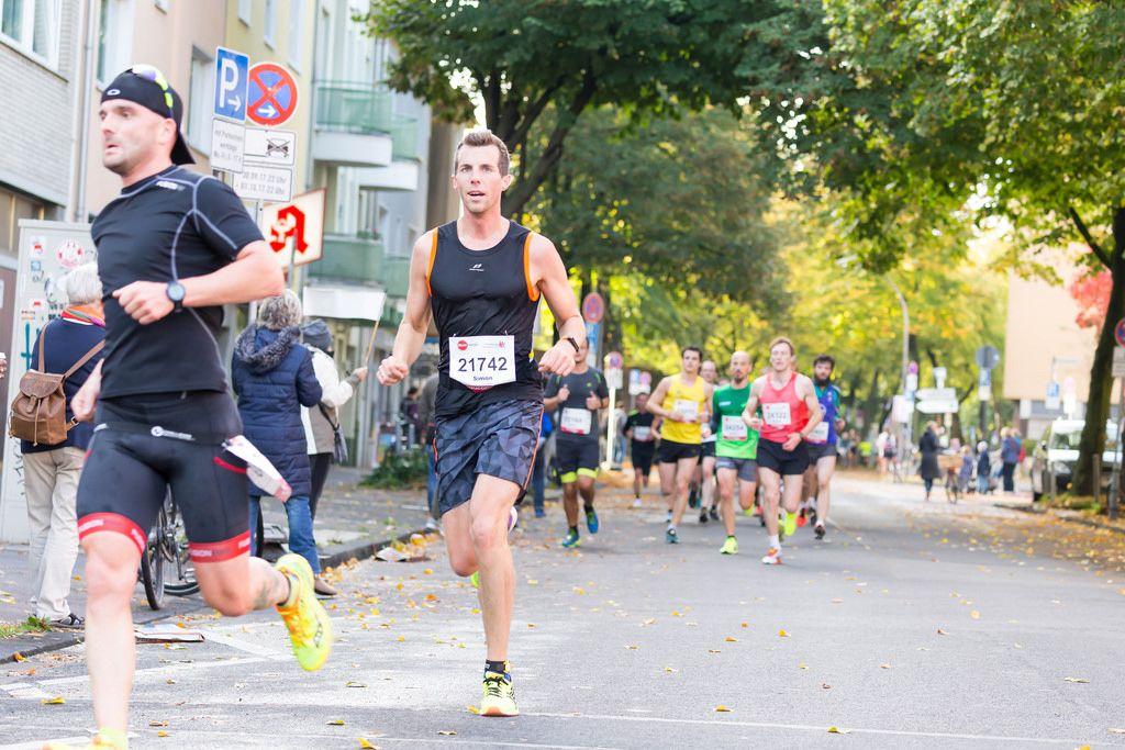 Lenzgen Simon - Köln Marathon 2017