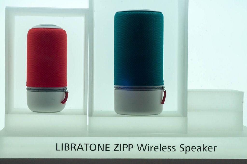 Libratone Zipp Wireless Speaker in verschiedenen Farben