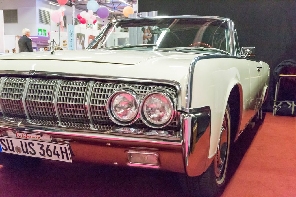 Lincoln Continental Kabriolett