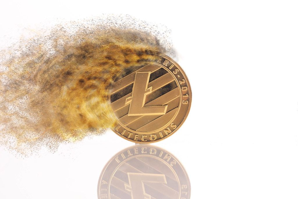 Litecoin on fire