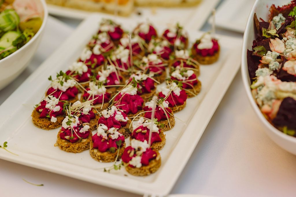 Little Bett Canape Appetizers