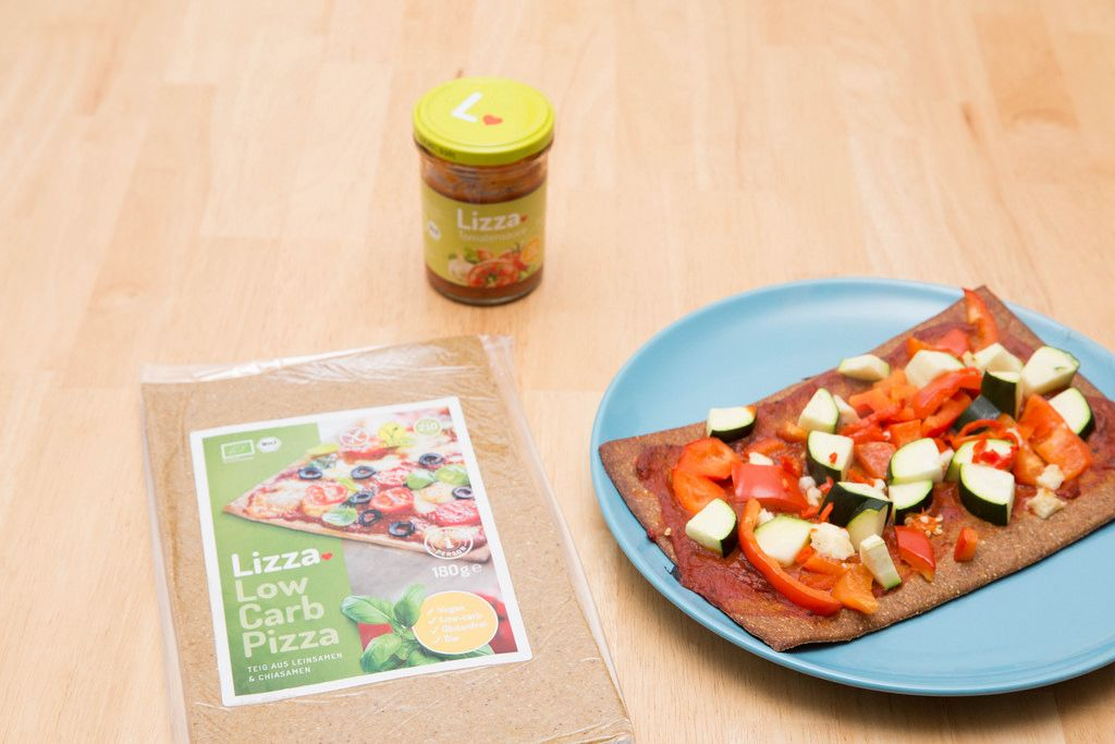 Lizza - Low carb pizza
