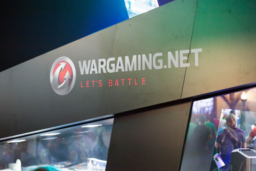 Logo von Wargaming Let's Battle