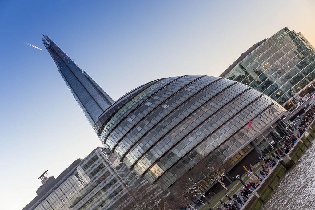 London: City Hall & Shard