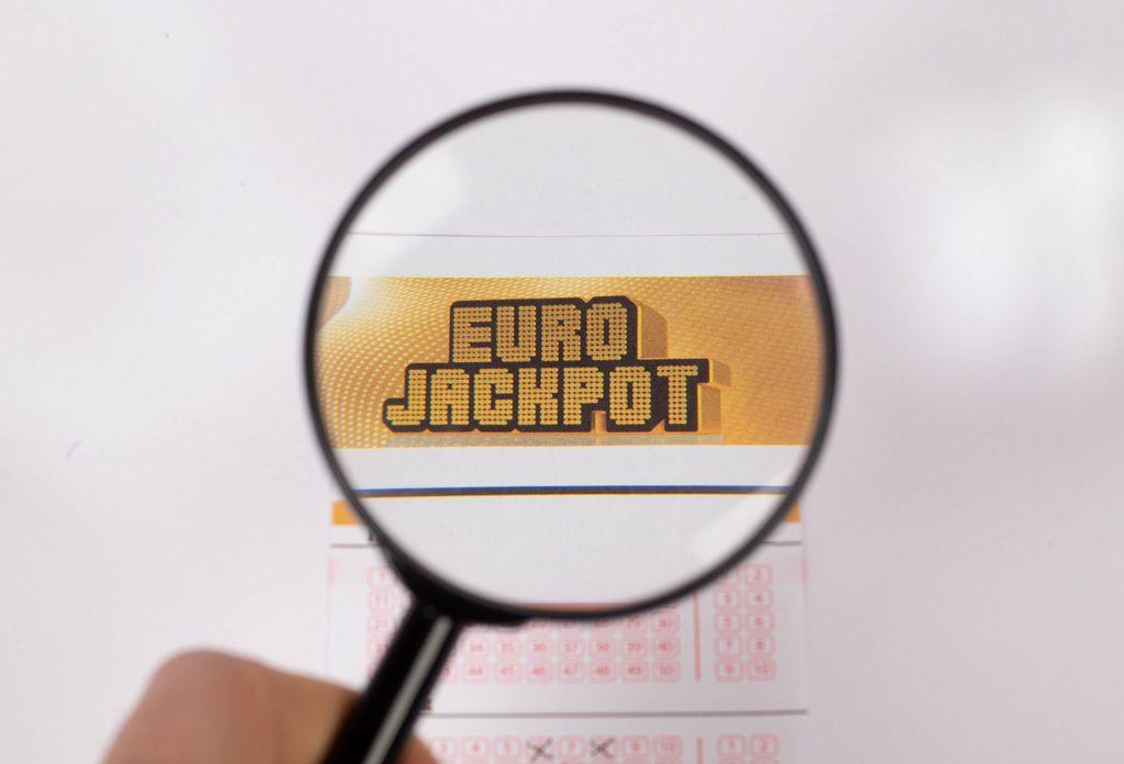 Lotteriescheine unter der Lupe - Eurojackpot