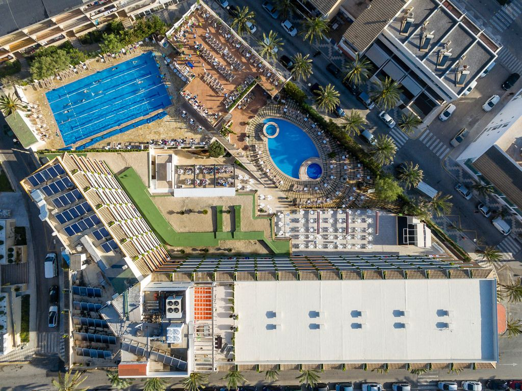 Luftbild: Hotel & Spa Ferrer Janeiro