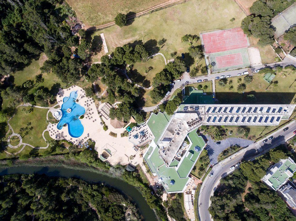 Luftbild: Hotel Exagon Park Can Picafort