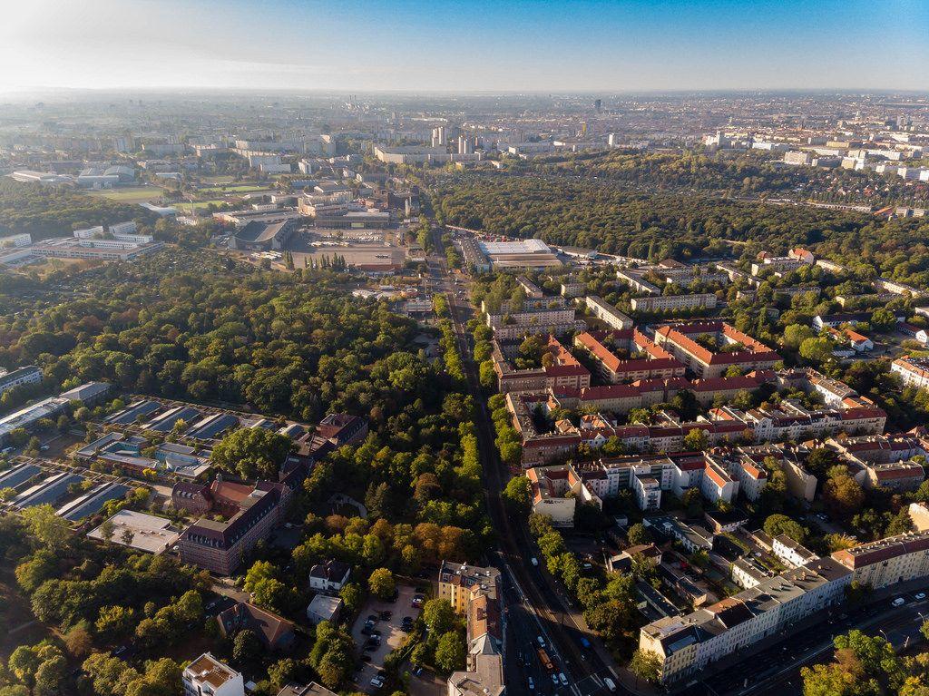 Berlin-Weißensee Deutschland