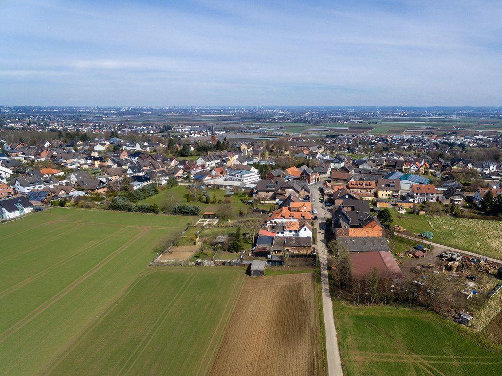 Luftbild von Hemmerich
