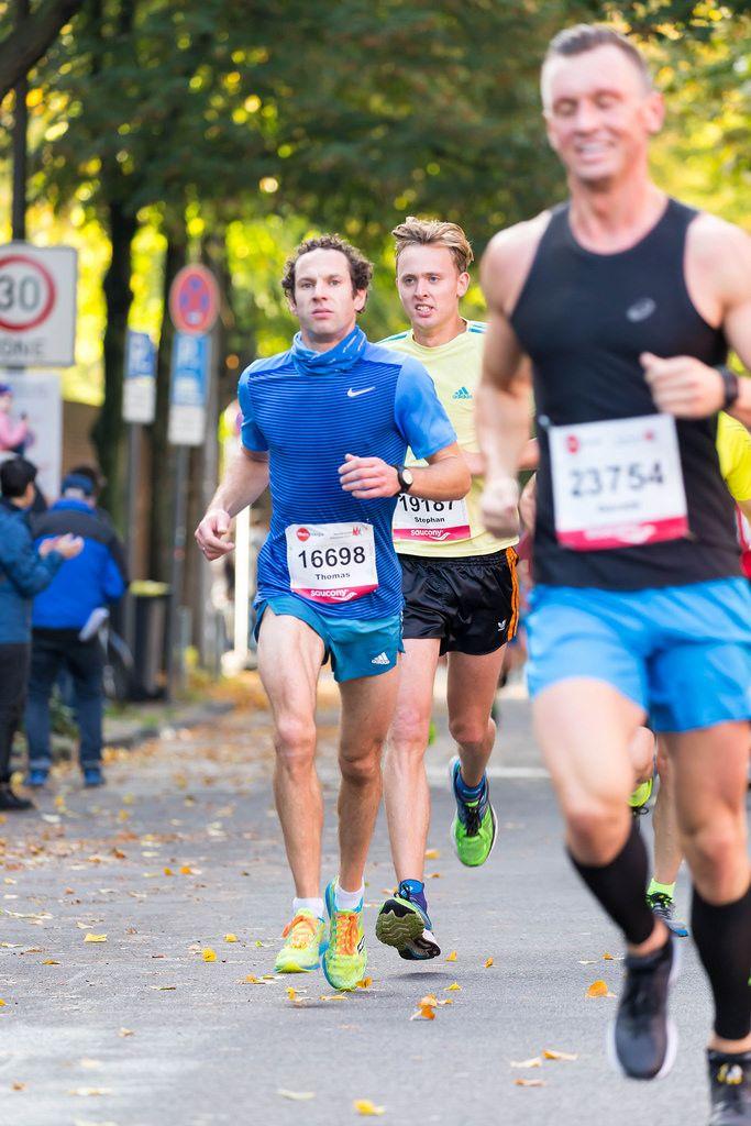 Maisch Gerald, Essmann Thomas, Reinhard Stephan - Köln Marathon 2017