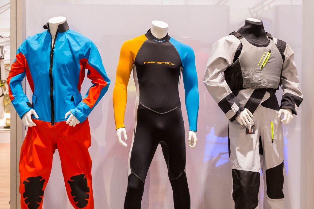 Marinepool Funktionsbekleidung und Segelbekleidung