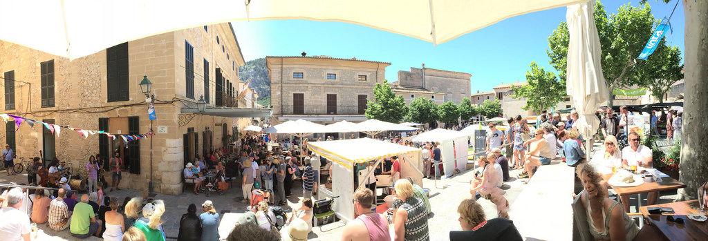 Marktplatz Pollenca