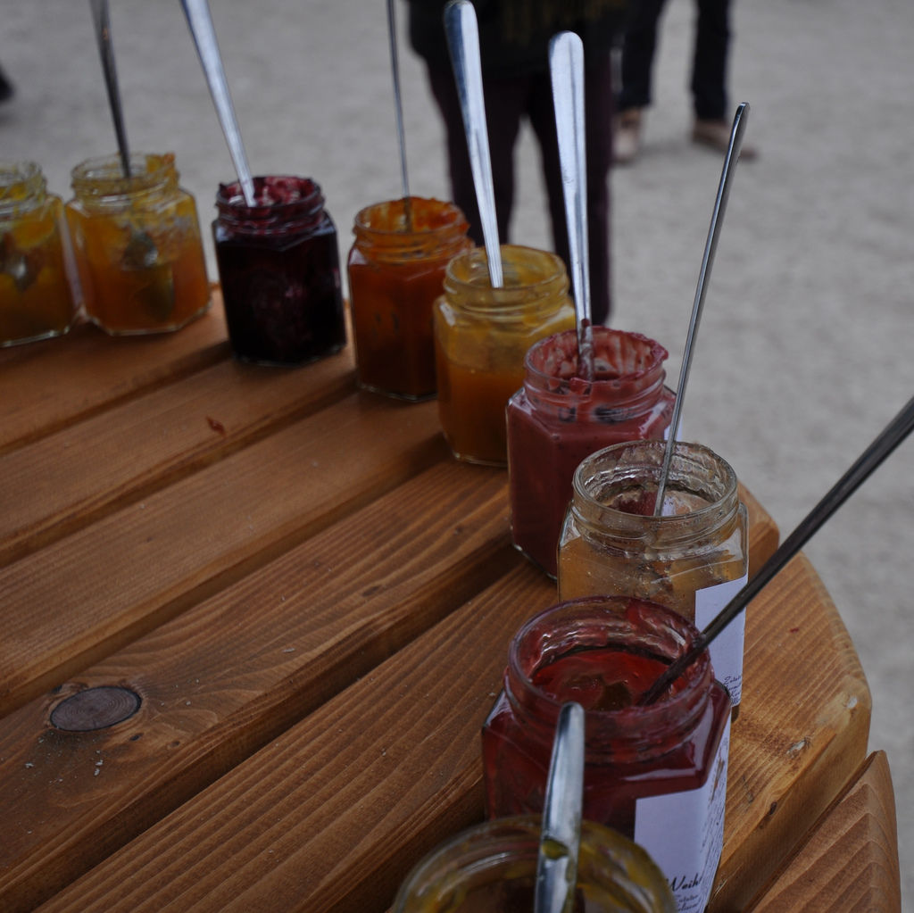 Marmelade, Konfitüre