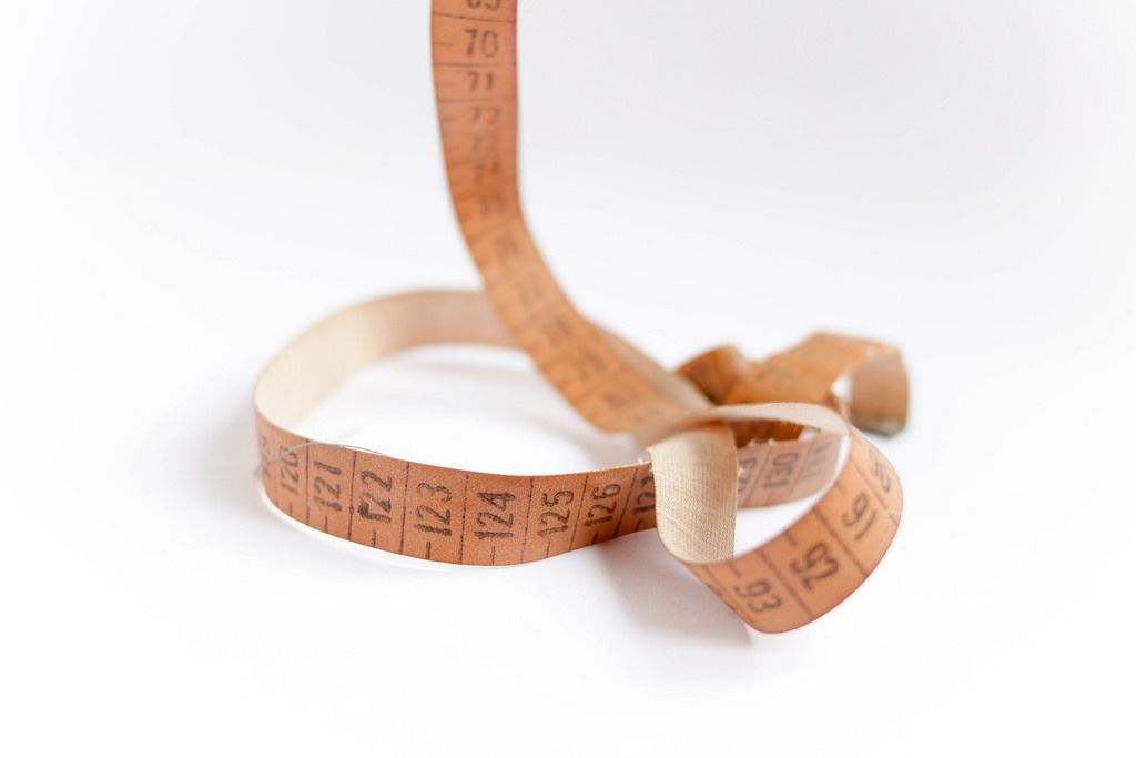 Maßband / Measure Tape